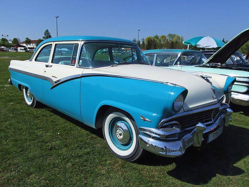 1957 Ford Fairlane 500 Values Hagerty Valuation Tool