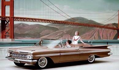 1960 Chevrolet Impala Values Hagerty Valuation Tool