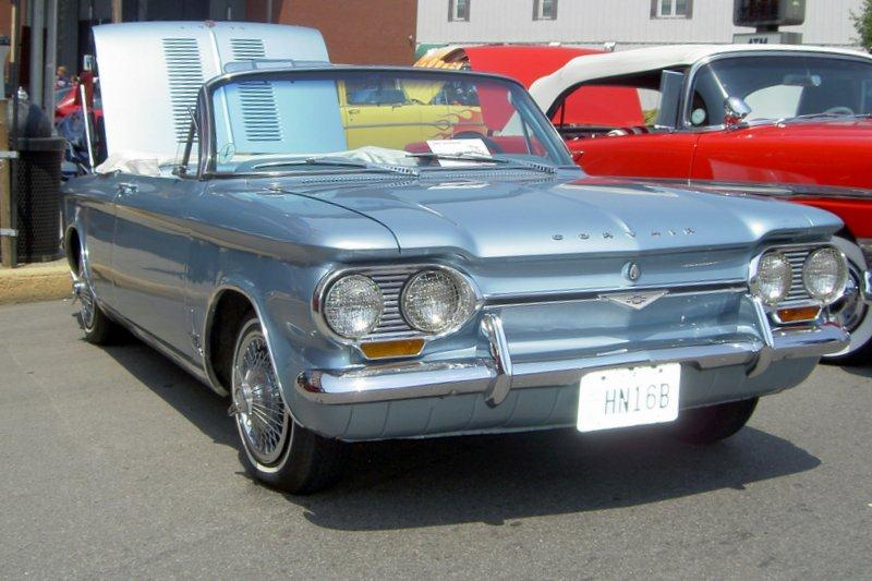 1964 Chevrolet Corvair 500 Values  Hagerty Valuation Tool