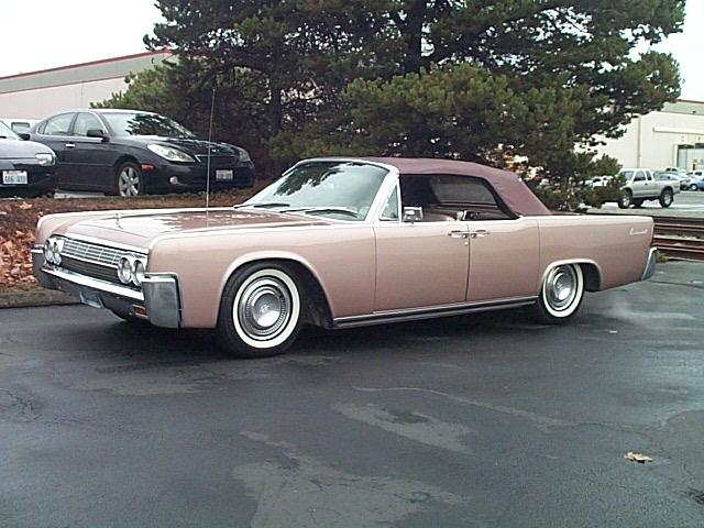 1964 lincoln continental values hagerty valuation tool. Black Bedroom Furniture Sets. Home Design Ideas