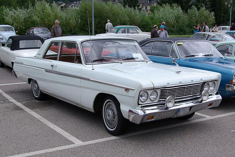 1963 Ford Fairlane Values