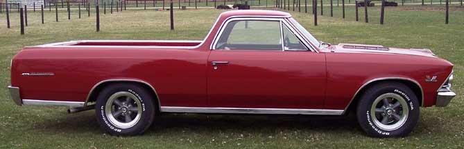 1965 Chevrolet El Camino Values Hagerty Valuation Tool