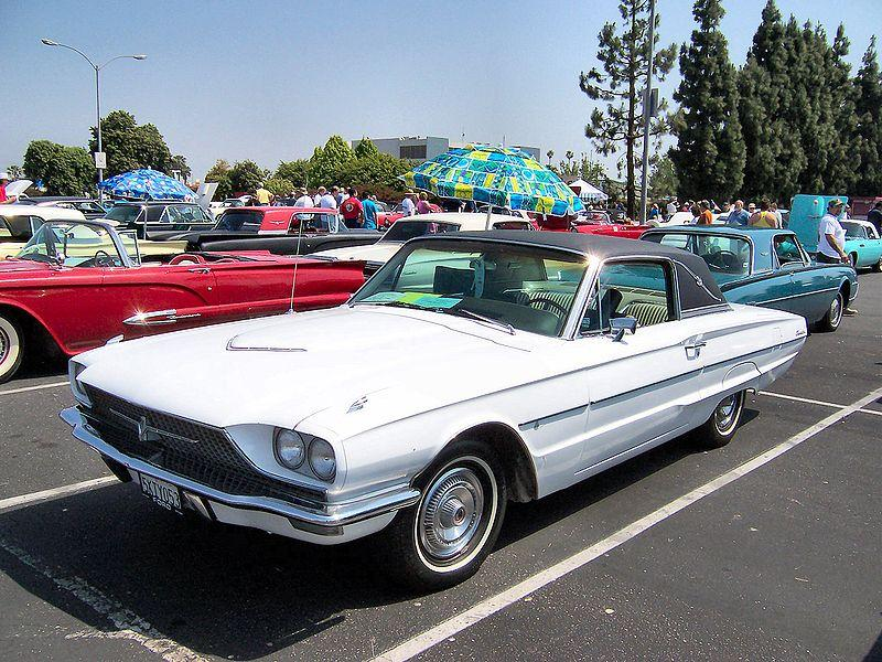 1964 Ford Thunderbird Values | Hagerty Valuation Tool®