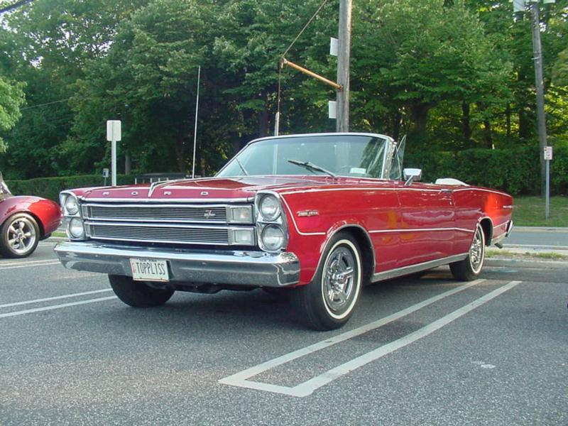 1966 Ford Galaxie 500 Values | Hagerty Valuation Tool®