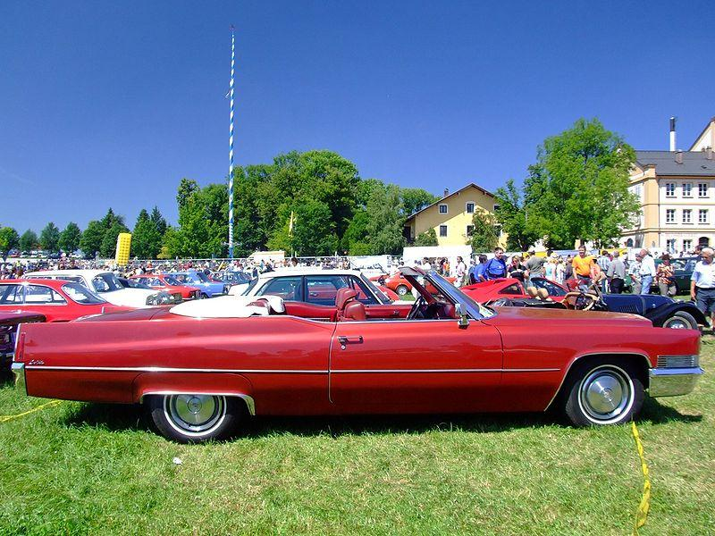 Hagerty Classic Car Values >> 1968 Cadillac Deville Values Hagerty Valuation Tool
