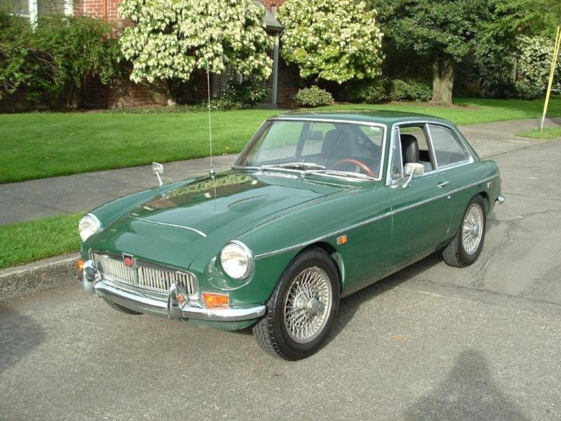 1969 mg mgc Values | Hagerty Valuation Tool®