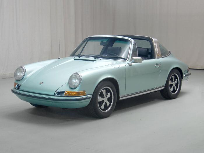 1971 Porsche 911 T Values | Hagerty Valuation Tool®