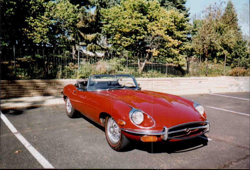 1970 Jaguar E-type SII