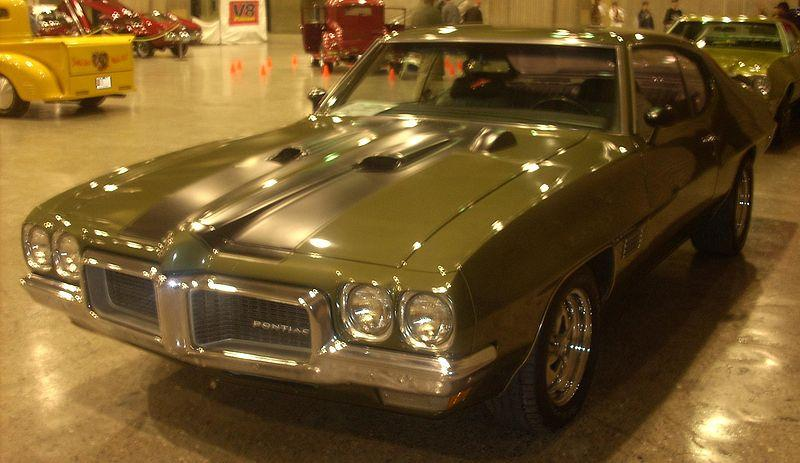 1969 Pontiac Lemans Values Hagerty Valuation Tool