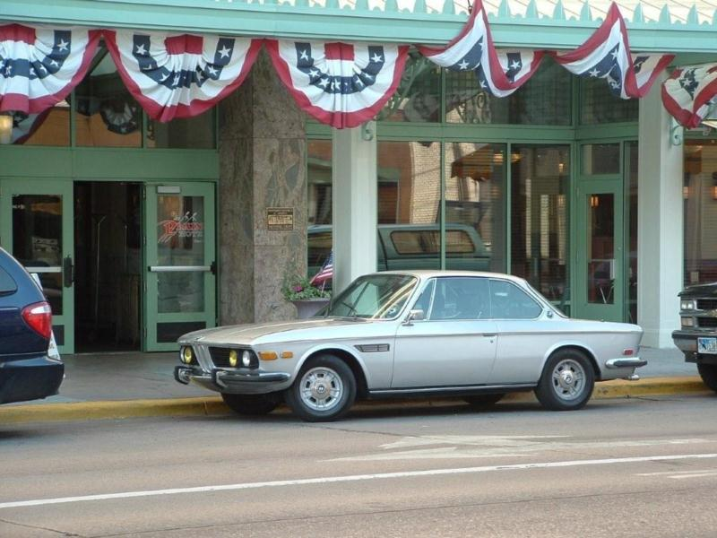 1969 BMW 2800CS Values | Hagerty Valuation Tool®