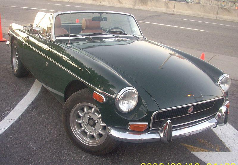 Hagerty Valuation Tool >> 1970 mg mgb GT Values | Hagerty Valuation Tool®