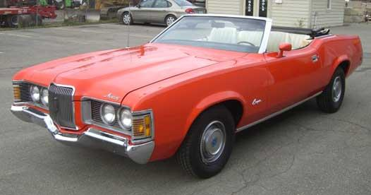 Hagerty Car Value >> 1971 Mercury Cougar Values | Hagerty Valuation Tool®