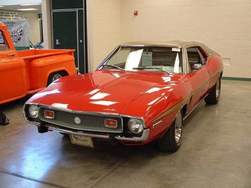 Hagerty Car Value >> 1968 American Motors Javelin Values Hagerty Valuation Tool