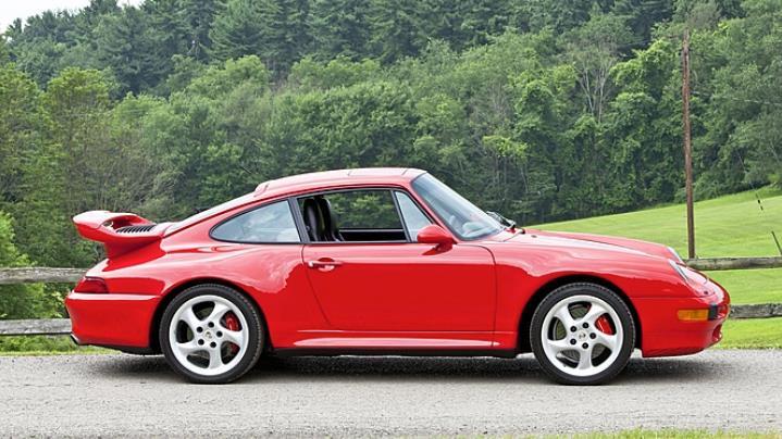 Hagerty Classic Car Values >> 1996 porsche 911 carrera Values | Hagerty Valuation Tool®