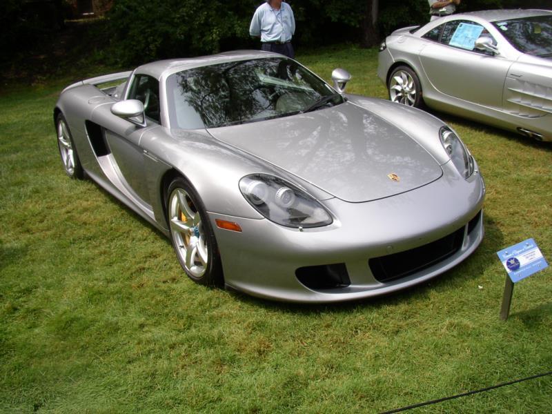 2005 Porsche Carrera Gt Values Hagerty Valuation Tool