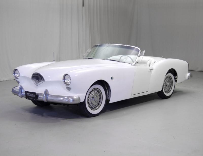 Corvette Convertible For Sale >> 1954 kaiser darrin Values | Hagerty Valuation Tool®