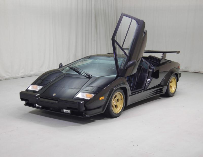 1974 Lamborghini Countach LP400 Values