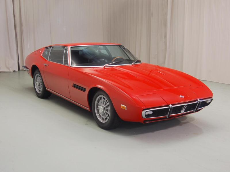 1968 maserati ghibli values hagerty valuation tool. Black Bedroom Furniture Sets. Home Design Ideas