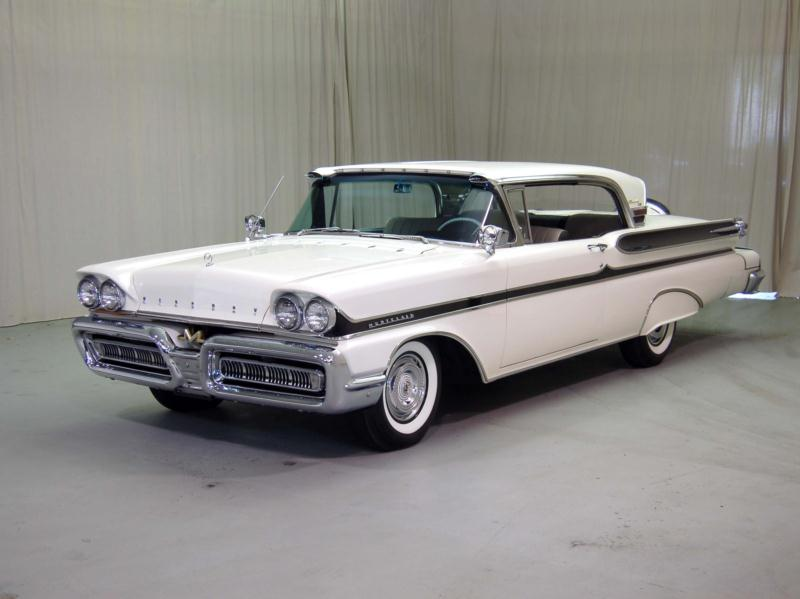 Mercury Turnpike Cruiser Values Hagerty Valuation Tool