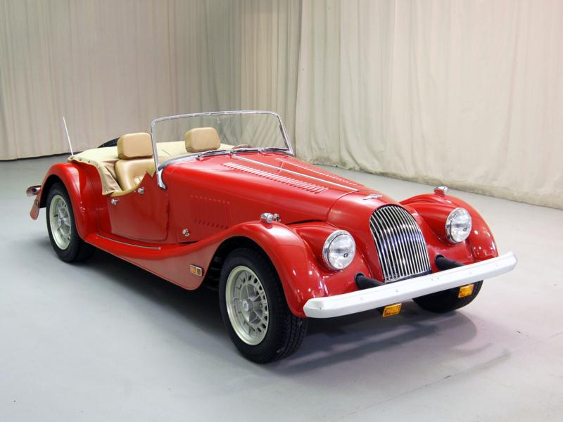 1969 Morgan Plus 8 Values | Hagerty Valuation Tool®