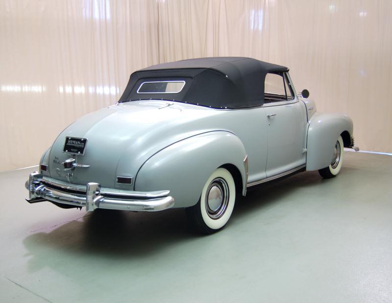 Hagerty Car Value >> 1947 Nash Ambassador Values | Hagerty Valuation Tool®