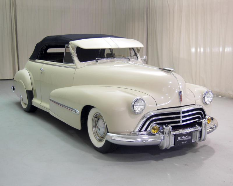 Hagerty Price Guide >> 1948 Oldsmobile Series 66 Dynamic Values | Hagerty ...