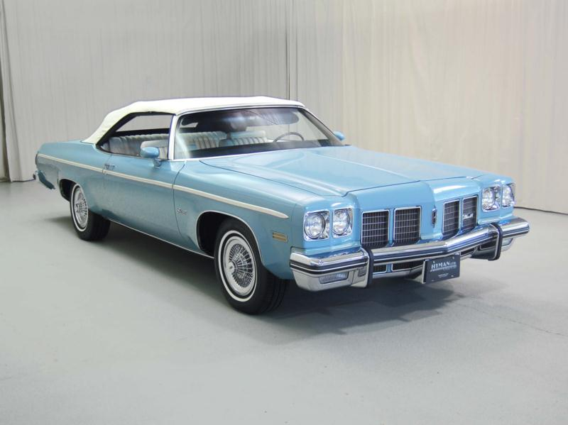 1974 Oldsmobile Delta 88 Royale Values Hagerty Valuation