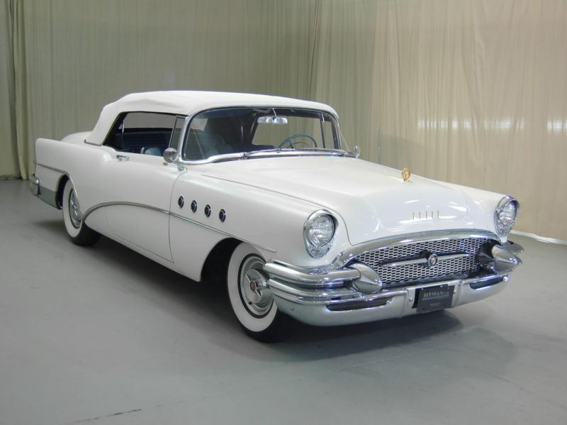 1955 buick roadmaster model 76r values hagerty valuation. Black Bedroom Furniture Sets. Home Design Ideas