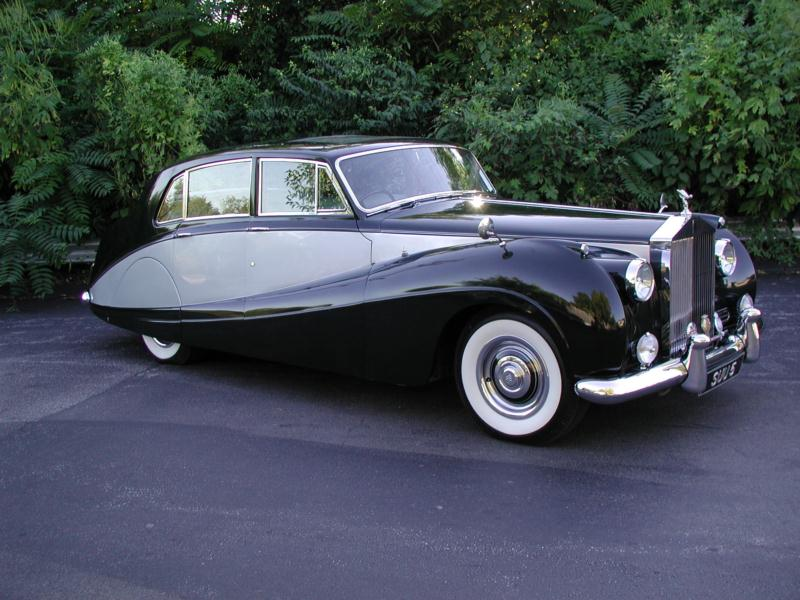 Hagerty Car Value >> 1956 Rolls-Royce Silver Cloud I Standard Steel Values | Hagerty Valuation Tool®