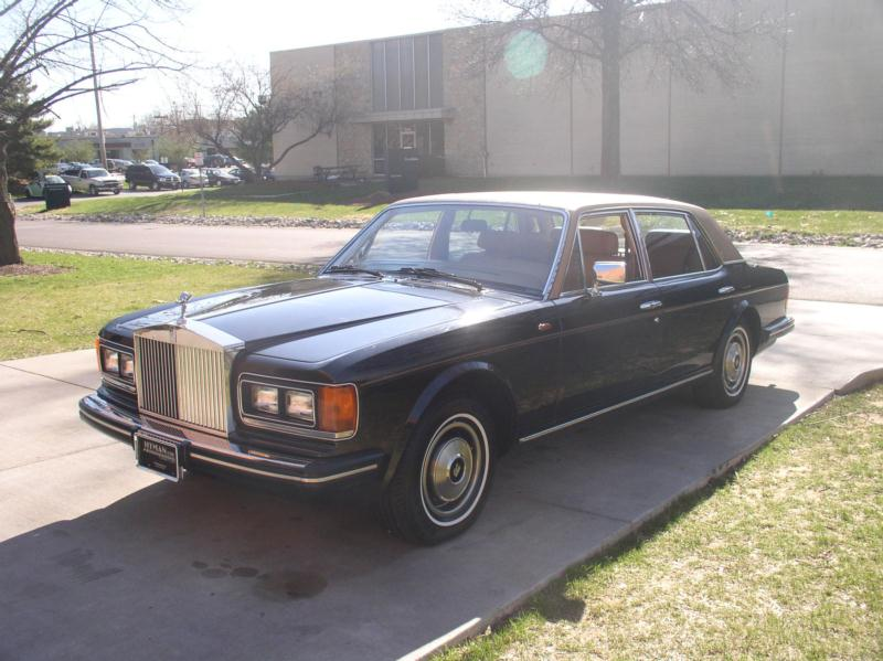 1989 rolls royce silver spur problems