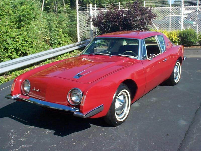 1963 Studebaker Avanti Values | Hagerty Valuation Tool®