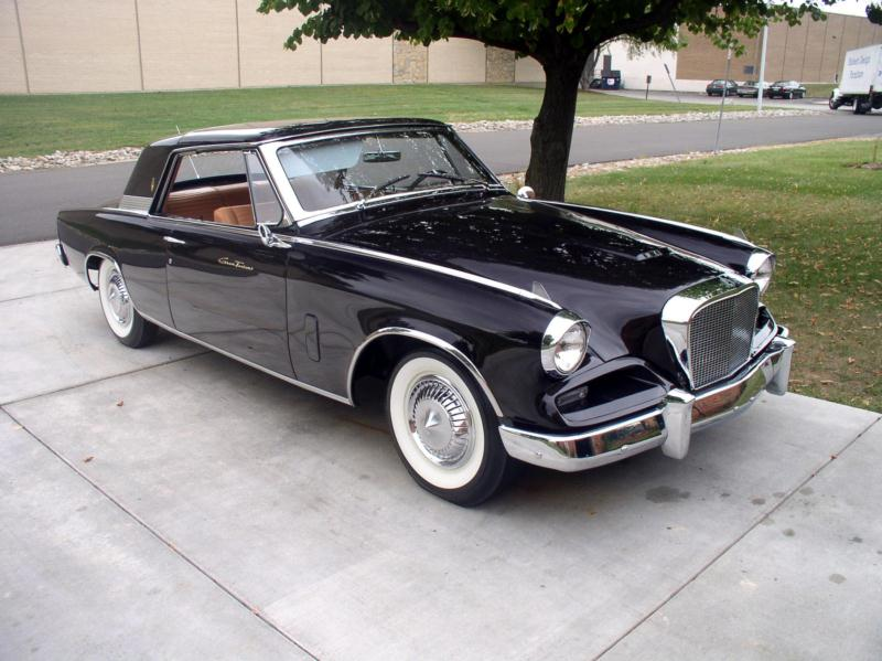 1963 studebaker gran turismo hawk Values | Hagerty ...