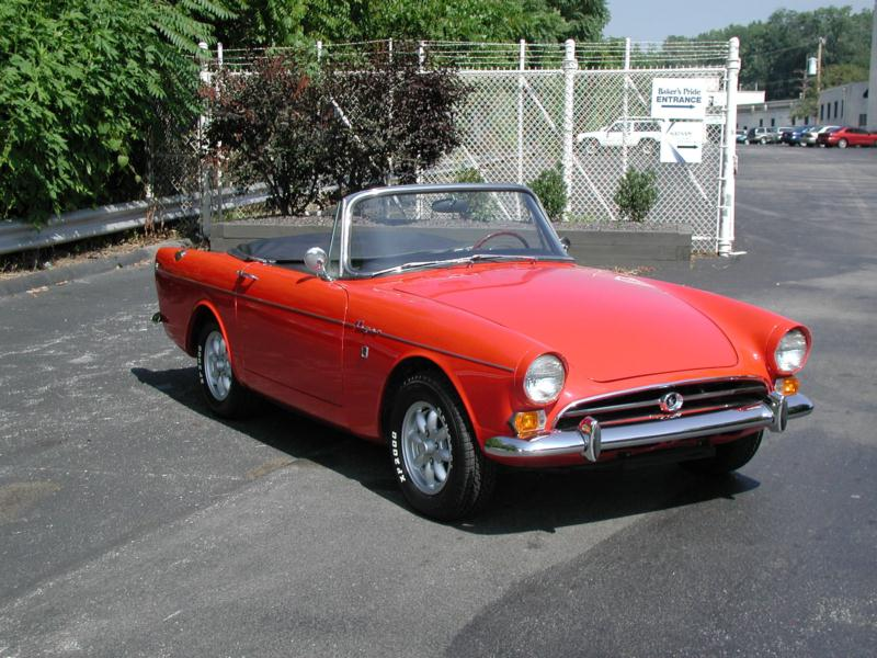 1967 Sunbeam Tiger Mk IA Values | Hagerty Valuation Tool®