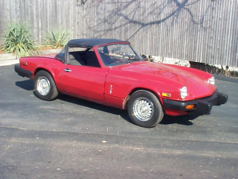 Hagerty Price Guide >> 1969 triumph spitfire Mk III Values | Hagerty Valuation Tool®