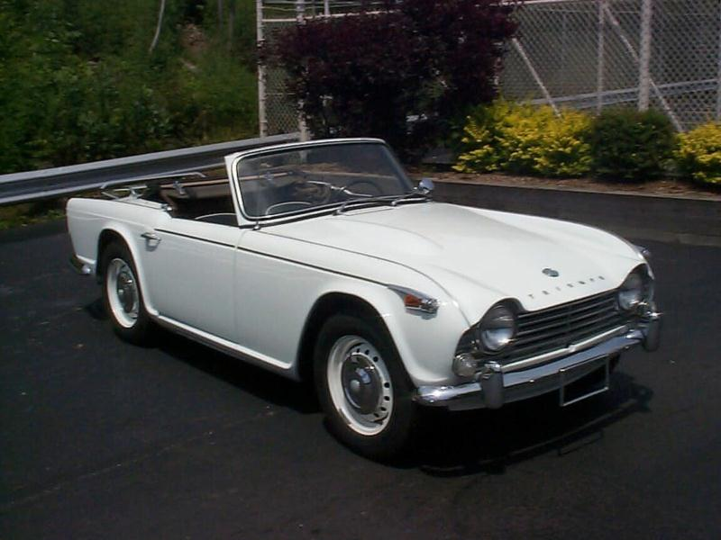 Hagerty Valuation Tool >> 1963 triumph tr4 Values | Hagerty Valuation Tool®