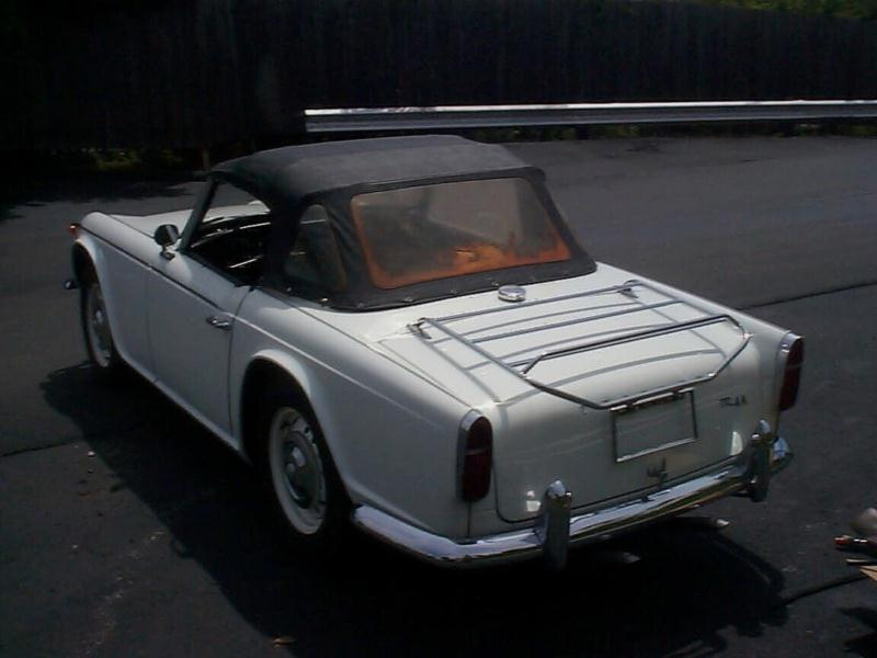 1968 triumph tr4a Values | Hagerty Valuation Tool®