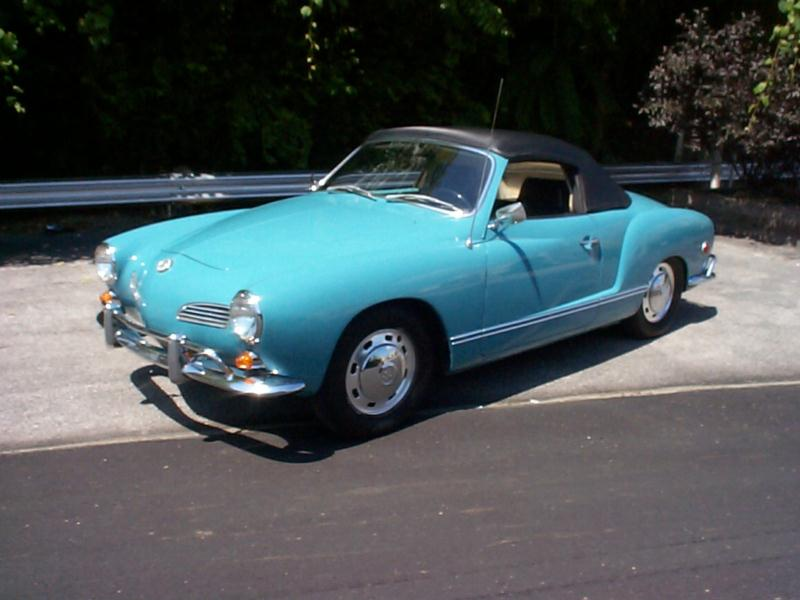 1960 Volkswagen Karmann Ghia Values | Hagerty Valuation Tool®