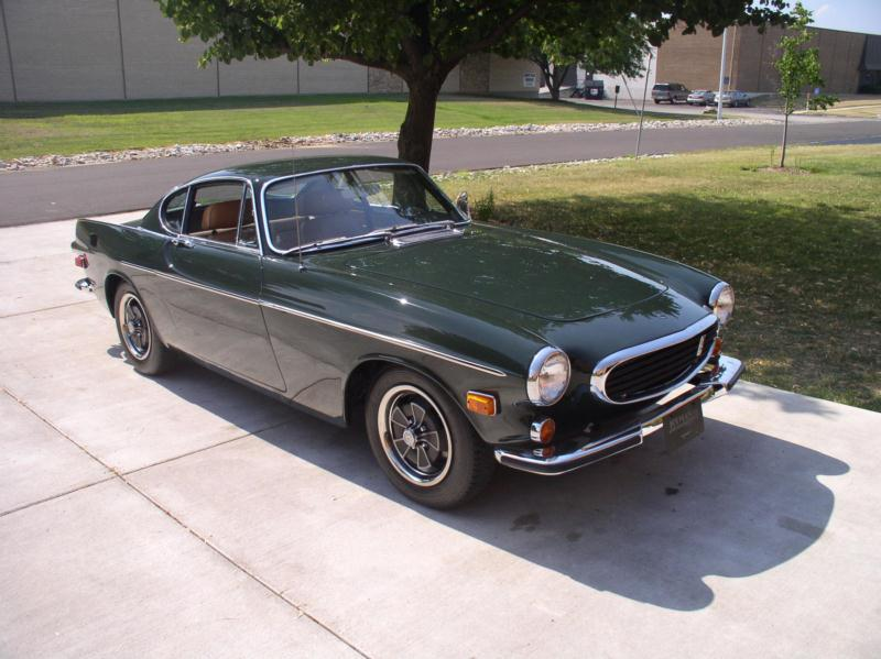 1968 Volvo 1800S Values | Hagerty Valuation Tool®