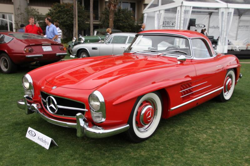 1956 Mercedes Benz 300sl Gullwing Values Hagerty
