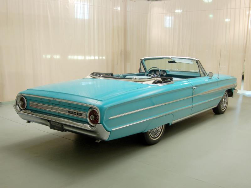 1963 ford galaxie Values | Hagerty Valuation Tool®