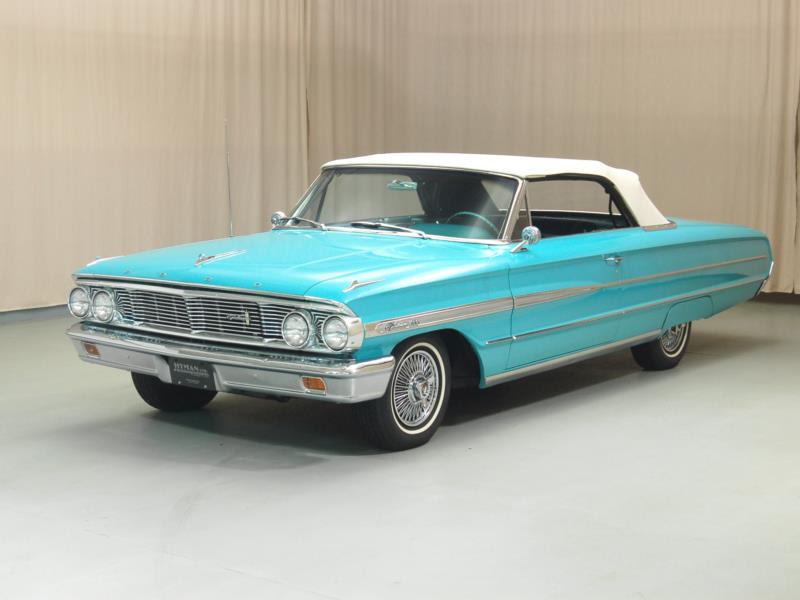 Hagerty Valuation Tool >> 1964 ford galaxie 500 Values | Hagerty Valuation Tool®