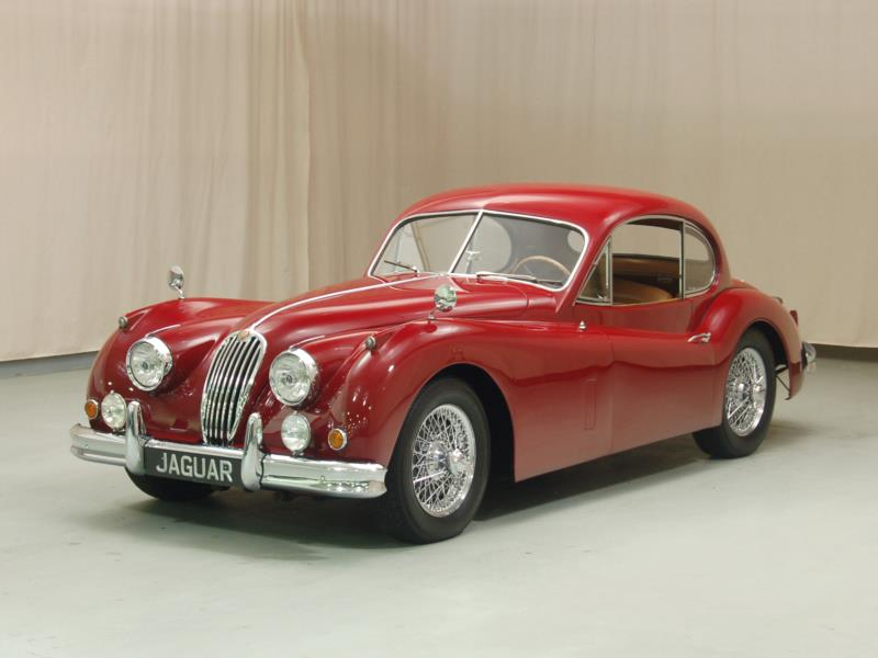 Hagerty Car Values >> 1955 Jaguar XK 140 Values | Hagerty Valuation Tool®