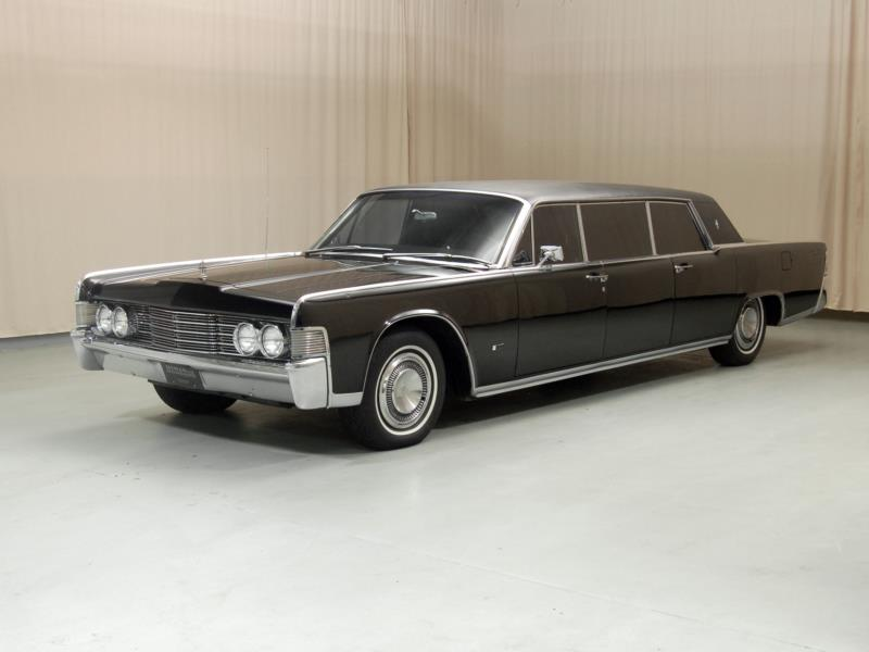 1963 Lincoln Continental Values | Hagerty Valuation Tool®