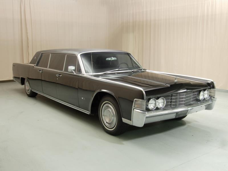 1962 Lincoln Continental Values