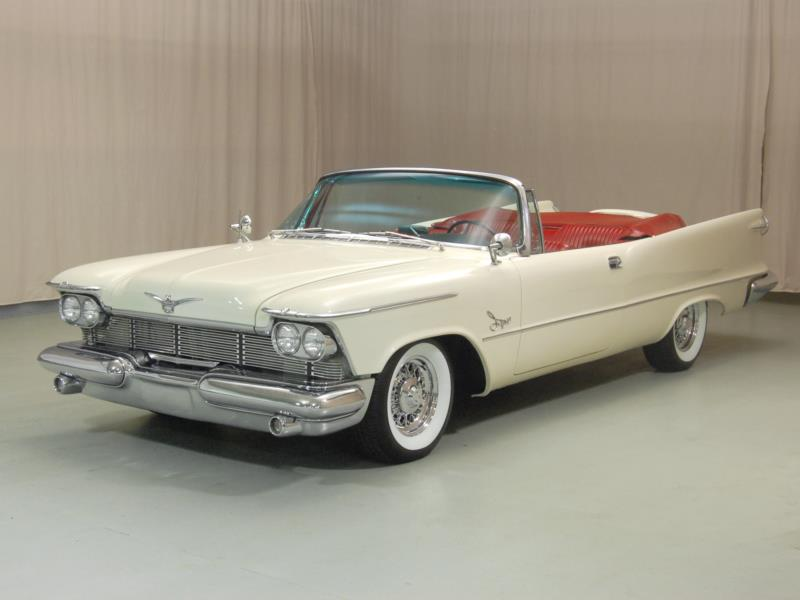 Hagerty Valuation Tool >> 1957 imperial imperial lebaron Values | Hagerty Valuation Tool®