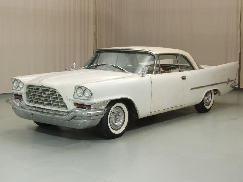 1957 chrysler 300c values hagerty valuation tool. Black Bedroom Furniture Sets. Home Design Ideas