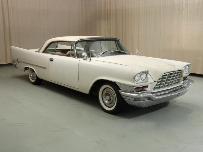 Hagerty Car Values >> 1957 Chrysler 300C Values | Hagerty Valuation Tool®