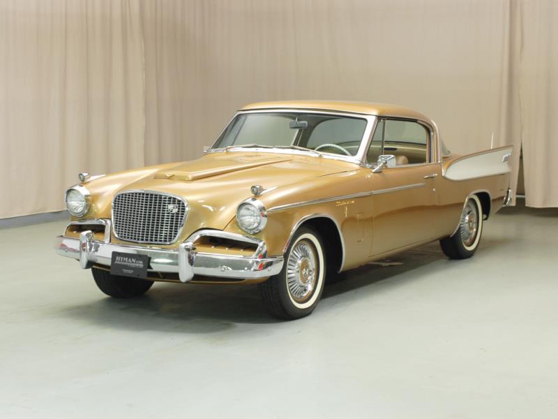 1957 Studebaker Golden Hawk Hardtop Coupe