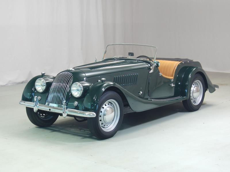 1959 Morgan Plus 4 Values | Hagerty Valuation Tool®