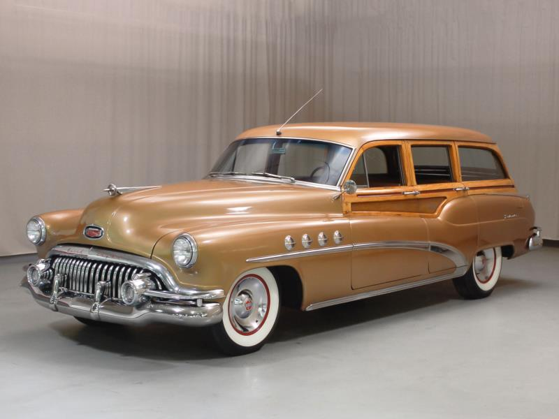 1953 Buick Roadmaster Model 76r Values Hagerty Valuation Tool
